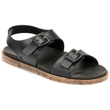 Topánky Ženy Sandále Melissa MELISSA WIDE SANDAL AD Čierna