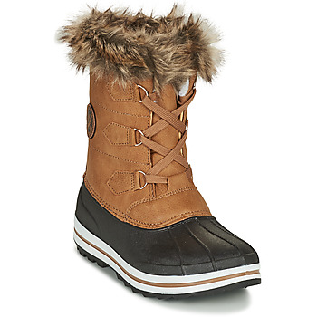 Topánky Deti Snehule  Kimberfeel ADRIANA2 Béžová