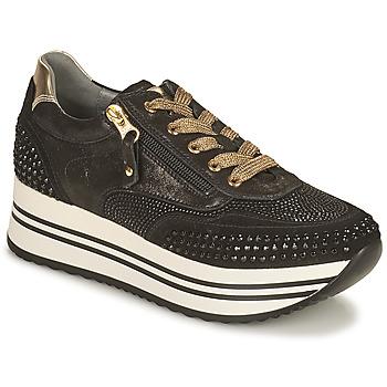 Topánky Ženy Nízke tenisky NeroGiardini  Čierna