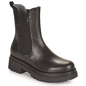 Topánky Ženy Polokozačky NeroGiardini CROSNO Čierna