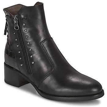 Topánky Ženy Čižmičky NeroGiardini ENDIVO Čierna