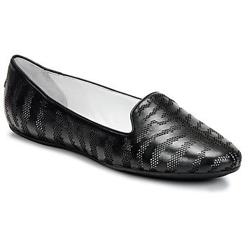 Topánky Ženy Mokasíny Roberto Cavalli TPS648 Čierna