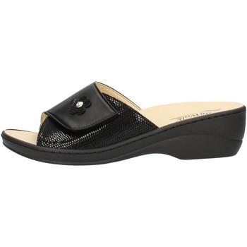Topánky Ženy Šľapky Clia Walk ESTRAIBILE496 Black