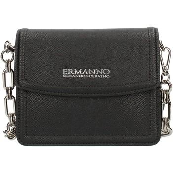 Tašky Ženy Kabelky a tašky cez rameno Ermanno Scervino 12401152 Black