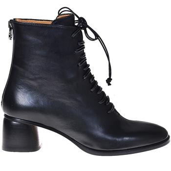 Topánky Ženy Polokozačky Triver Flight 111-02 čierna