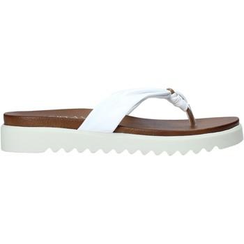 Topánky Ženy Sandále Jeiday 1277-13318 Biely