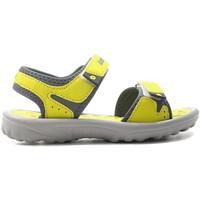 Topánky Deti Sandále Lotto L55098 žltá