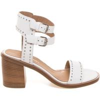 Topánky Ženy Sandále Janet&Janet 43603 Biely