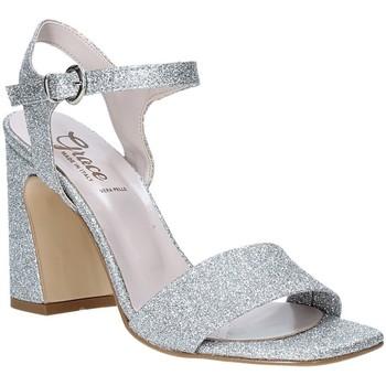Topánky Ženy Sandále Grace Shoes 2384002 Striebro