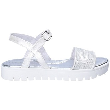 Topánky Deti Sandále Guardiani GK25403G Biely