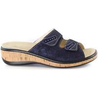 Topánky Ženy Sandále Susimoda 1901P Modrá