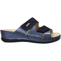 Topánky Ženy Sandále Susimoda 1788 Modrá