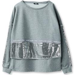 Oblečenie Ženy Mikiny Liu Jo T68034F0741 Šedá