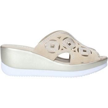 Topánky Ženy Sandále Valleverde 32150 Béžová