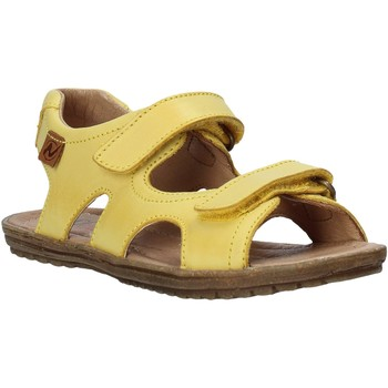 Topánky Deti Sandále Naturino 502708 01 žltá
