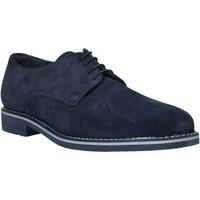 Topánky Muži Derbie Melluso XU15735 Modrá