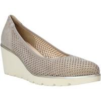 Topánky Ženy Mokasíny Melluso HR2510 Béžová
