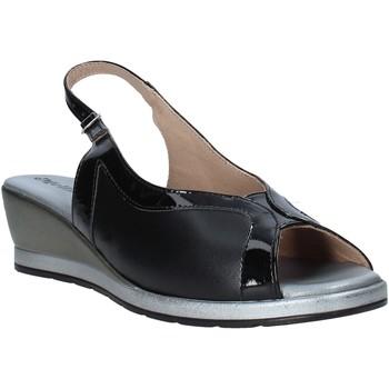 Topánky Ženy Sandále Melluso 037110X čierna