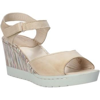 Topánky Ženy Sandále Melluso H019091 Béžová