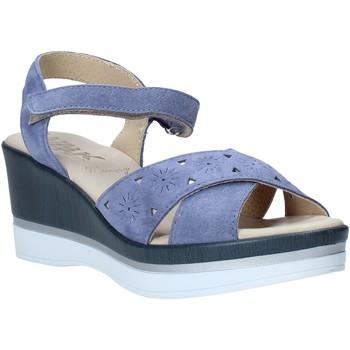 Topánky Ženy Sandále Melluso .037064F Modrá