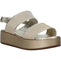 Topánky Ženy Sandále Melluso .09620X Zlato
