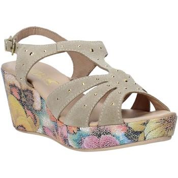 Topánky Ženy Sandále Melluso H037040 Béžová