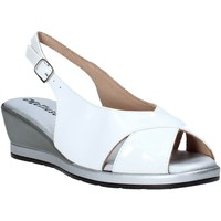 Topánky Ženy Sandále Melluso 037084X Biely