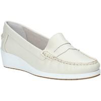 Topánky Ženy Mokasíny Melluso 0250X Béžová
