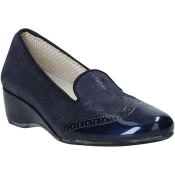 Topánky Ženy Mokasíny Melluso H08131 Modrá