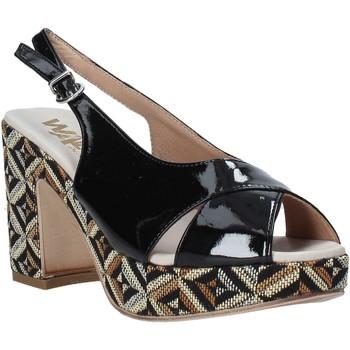 Topánky Ženy Sandále Melluso H037080 čierna
