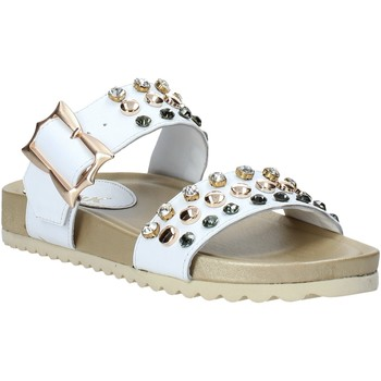 Topánky Ženy Šľapky Melluso HK80086 Biely