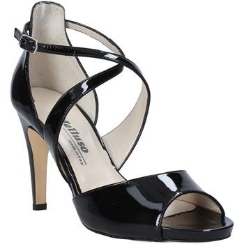 Topánky Ženy Sandále Melluso HS843 čierna