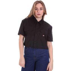 Oblečenie Ženy Košele a blúzky Dickies DK0A4XE1BLK1 čierna