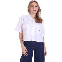 Oblečenie Ženy Košele a blúzky Dickies DK0A4XE1WHX1 Biely