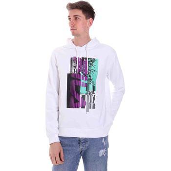 Oblečenie Muži Mikiny Fila 688450 Biely