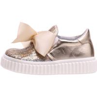 Topánky Dievčatá Slip-on Naturino 2012456 04 Hnedá