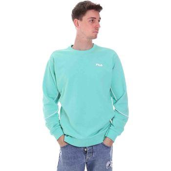 Oblečenie Muži Mikiny Fila 688449 Zelená