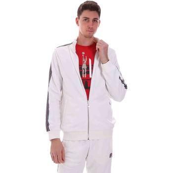 Oblečenie Muži Mikiny Fila 688550 Biely