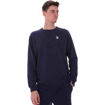 Oblečenie Muži Mikiny Fila 688563 Modrá
