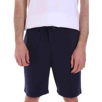 Oblečenie Muži Šortky a bermudy Fila 688167 Modrá