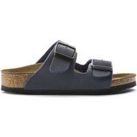 Topánky Deti Šľapky Birkenstock 552903 Modrá