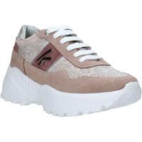 Topánky Ženy Nízke tenisky Keys K-4300 Ružová