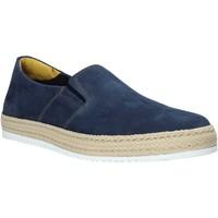 Topánky Muži Mokasíny Valleverde 20890 Modrá