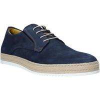 Topánky Muži Derbie Valleverde 20891 Modrá