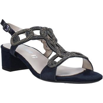 Topánky Ženy Sandále Valleverde 45140 Modrá