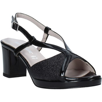 Topánky Ženy Sandále Valleverde 46373 čierna
