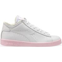 Topánky Ženy Nízke tenisky Diadora 501177636 Biely
