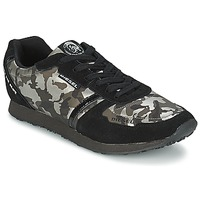 Topánky Ženy Nízke tenisky Diesel CAMOUFLAGE Čierna