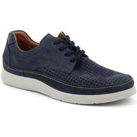 Topánky Muži Nízke tenisky Grunland SC5197 Modrá