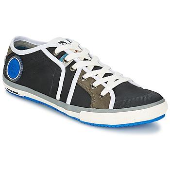 Topánky Muži Nízke tenisky Diesel Basket Diesel Čierna
